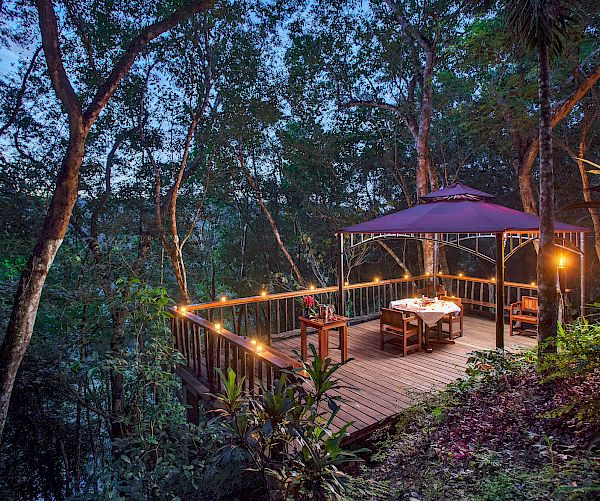 Table Rock Jungle Lodge